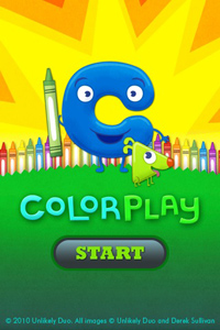 ColorPlay for iPhone and iPod Touch